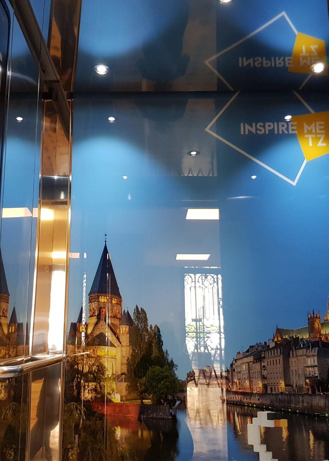 Hôtel de ville Metz
