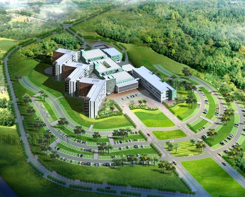 Hôpital Robert Schuman -  METZ