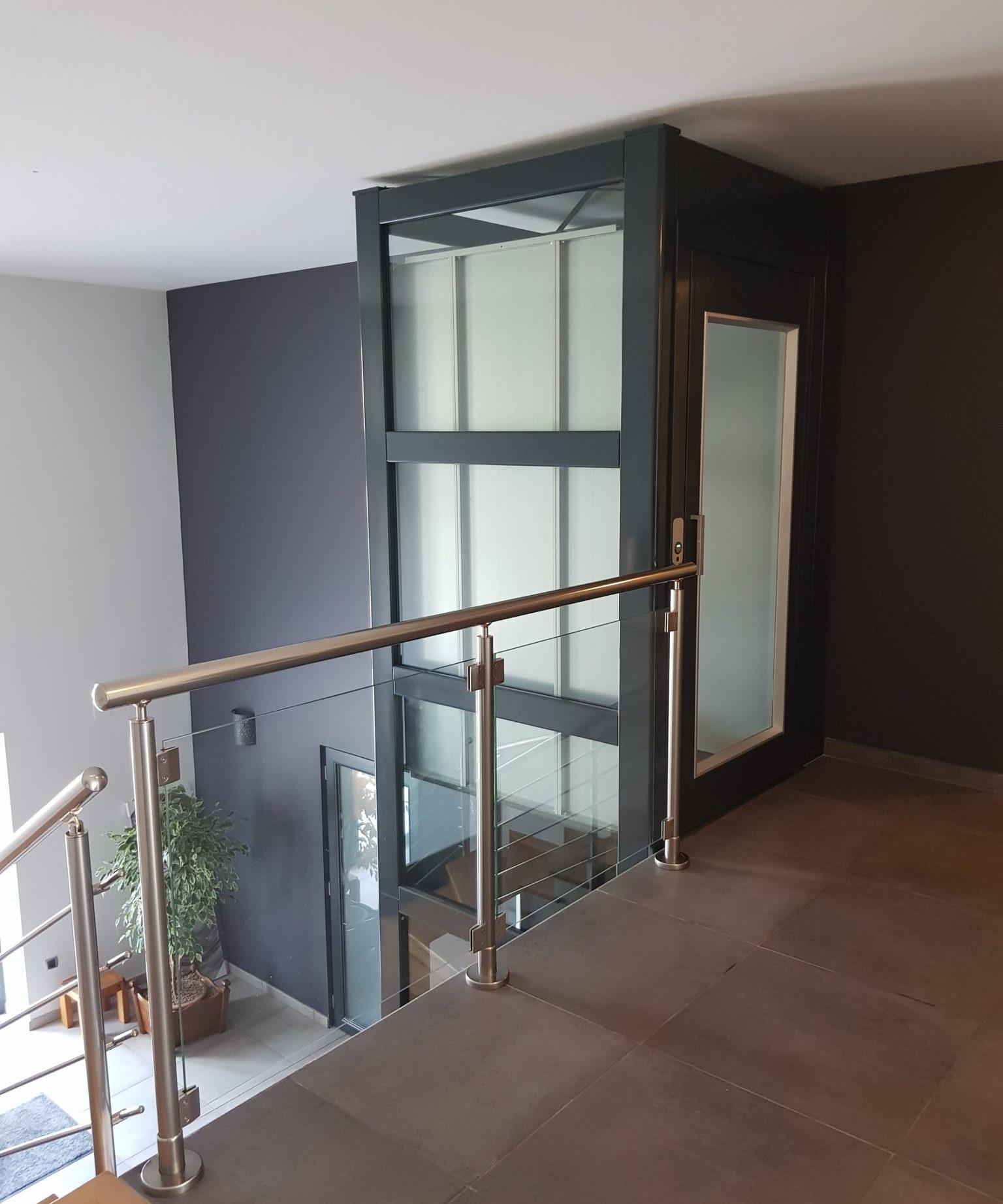 ascenseur privatif - Varize 57