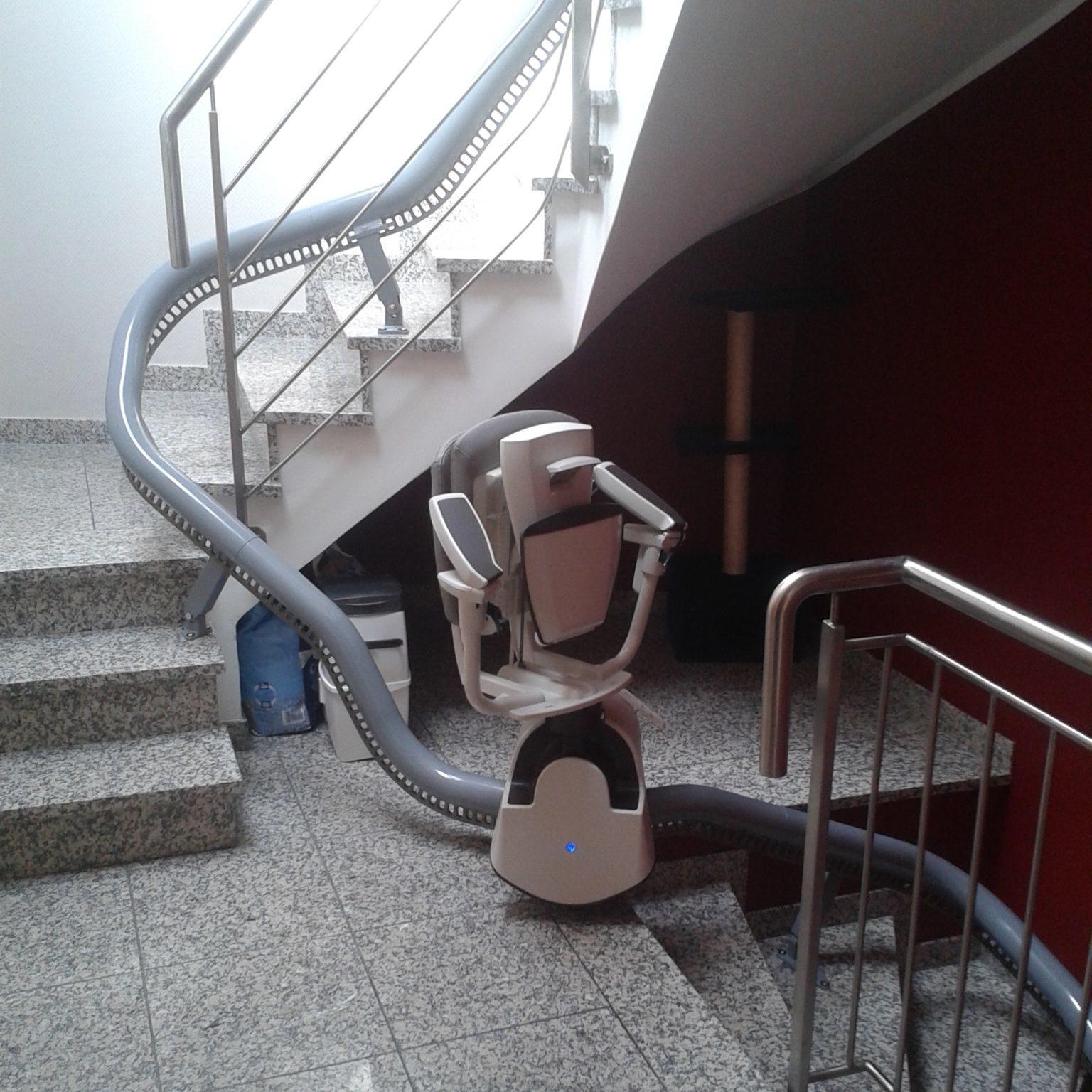 Monte-escalier Flow